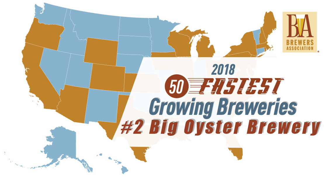 Faster Growing Breweries Big Oyster