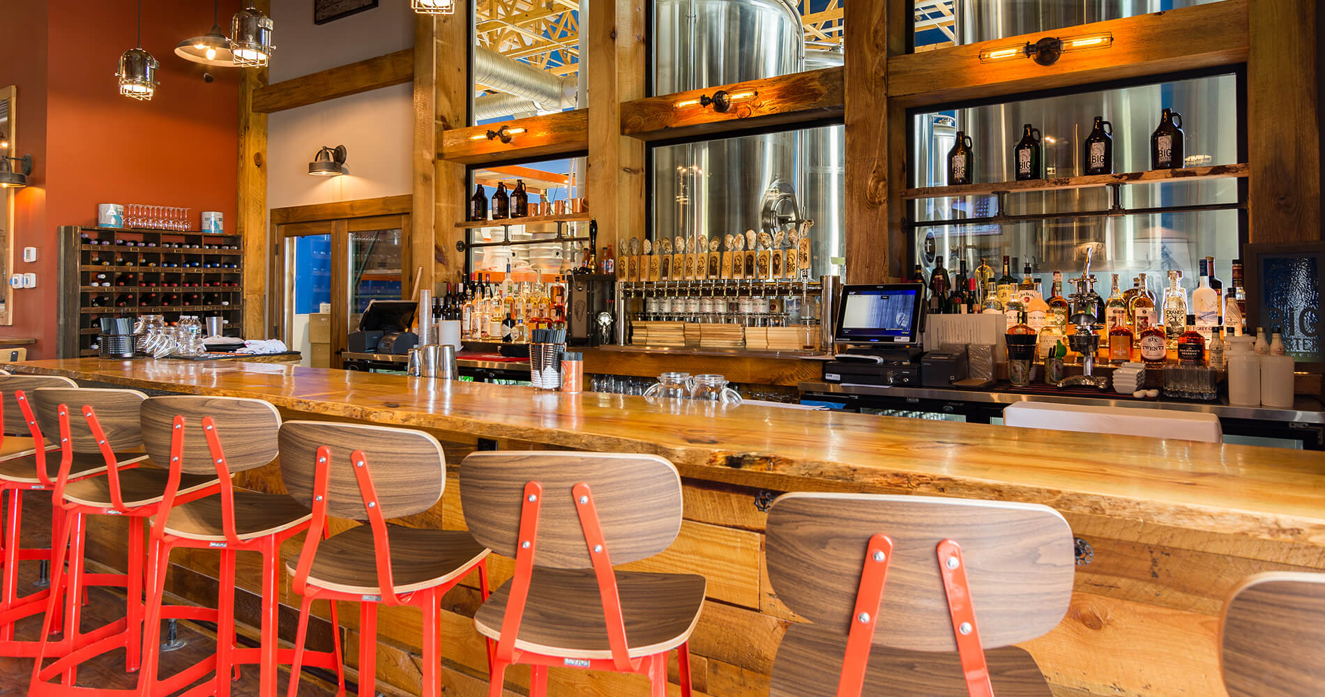 For The Shuckin' People - Big Oyster Brewery